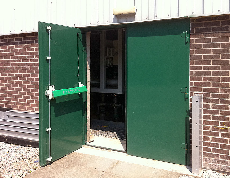 Flood Protection Doors Australia